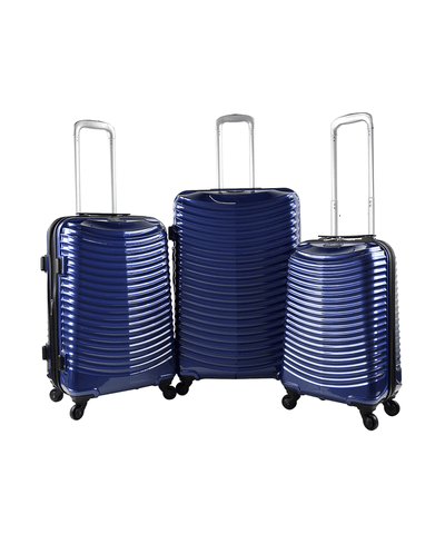 3pc (orion Collection) Hardside Expandable Spinner Luggage Set_44554