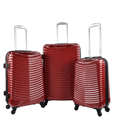 3pc (orion Collection) Hardside Expandable Spinner Luggage Set_44555