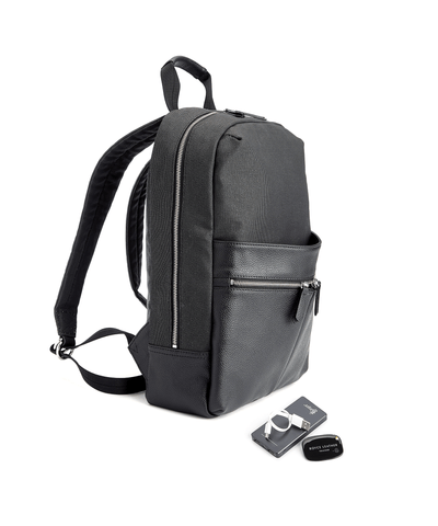 15 Inch Laptop Backpack With Tracking Technology And Power Bank