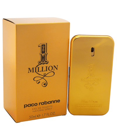 1 Million By Paco Rabanne For Men - Edt Spray