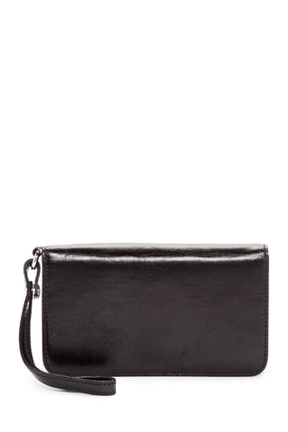 Ally Leather Wristlet Wallet-9787