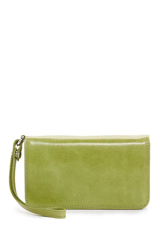 Ally Leather Wristlet Wallet-9788