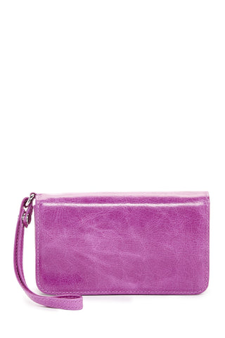 Ally Leather Wristlet Wallet-9789