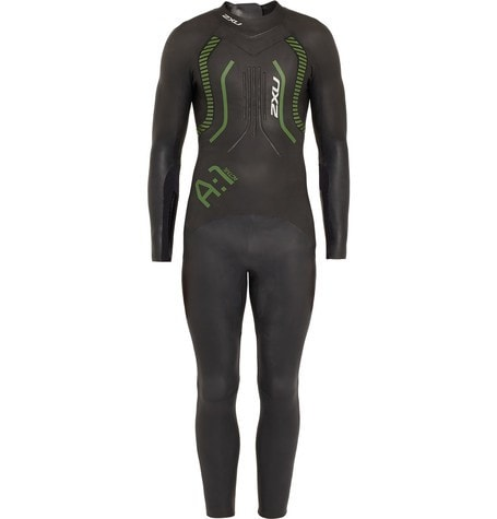 2XU - A:1 Active Triathlon Wetuit - Black