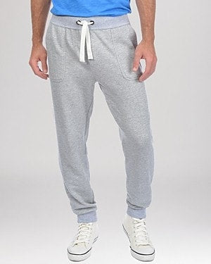 2(x)ist Banded Ankle Terry Sweatpants
