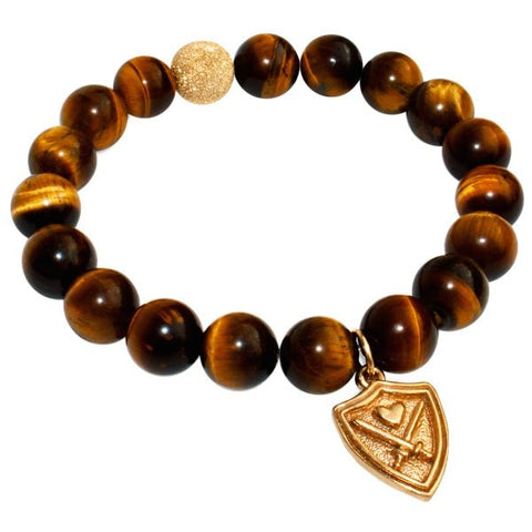 Aiden Chase - Wizardly Tiger Eye Bracelet - 5226
