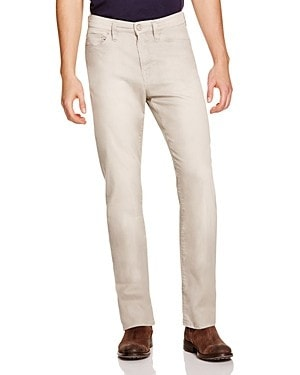 34 Heritage Charisma Relaxed Fit Twill Pants in Stone