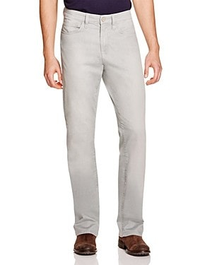 34 Heritage Charisma Relaxed Fit Twill Pants in Sage Washed