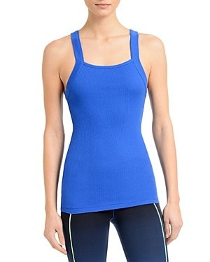 2(x)ist Square Neck Ribbed Tank-592