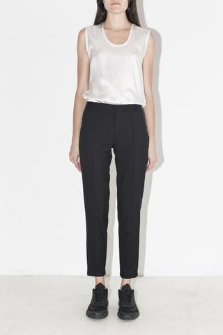 Assembly Black Suiting Cropped Pants