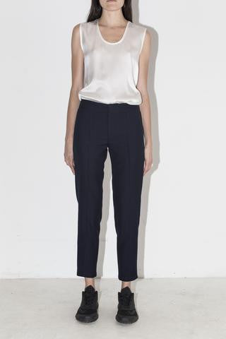 Assembly Navy Cropped Pants