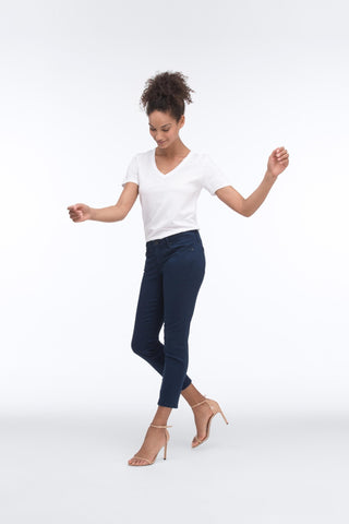 AG Jeans The Stilt Crop - Inkwell 24 - Women's Cropped
