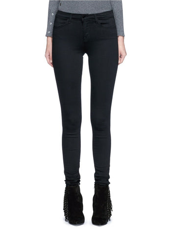 'Seriously Black Super Skinny' jeans