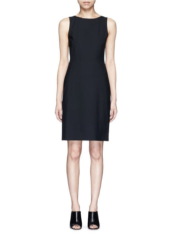 'Betty' Italian wool sheath dress