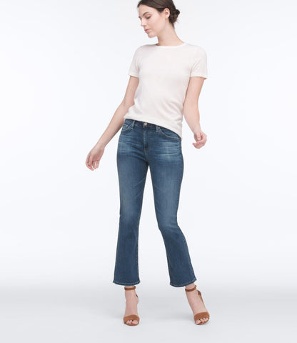 AG Jeans The Jodi Crop - 10 Years Liberation 23 - Women's
