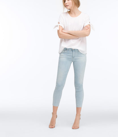 AG Jeans The Stilt Crop - 17 Years Bluejay 24 - Women's The Stilt Crop