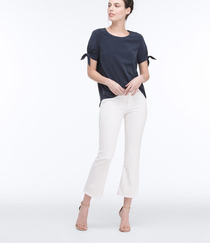 AG Jeans The Jodi Crop - White 24 - Women's The Jodi Crop
