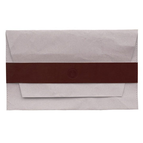 3 Wind Knots - Paper Look Clutch - 14018