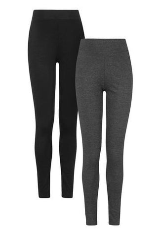 *MATERNITY Multi-Pack Leggings - Charcoal