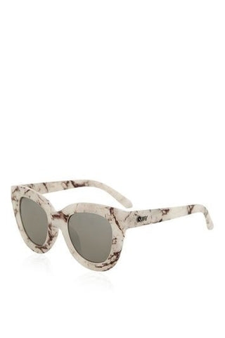 *Sugar And Spice Sunglasses by Quay Australia - White