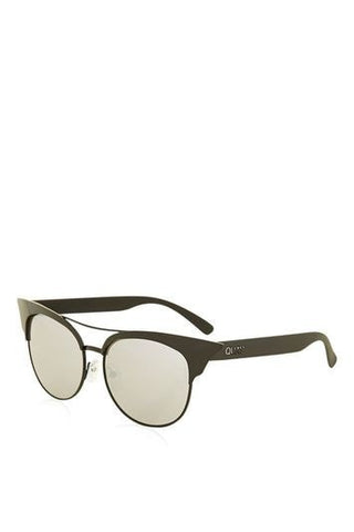 *Zig Sunglasses by Quay Australia - Black
