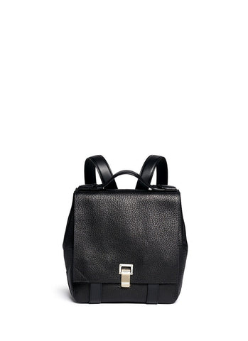 'PS Courier' small leather backpack