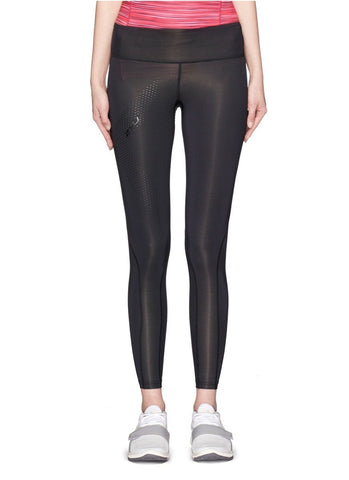 'Mid-rise Compression' performance tights