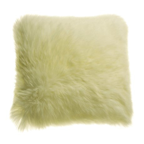 Auskin Longwool Sheepskin Pillow - 18? Square