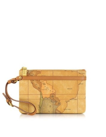 1a Prima Classe - Geo Printed Small Contemporary Clutch-1179