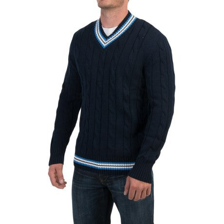 Barbour Stride V-Neck Sweater (For Men)