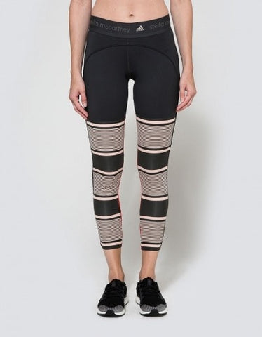 Adidas by Stella McCartney Studio Clima Stripe Tight