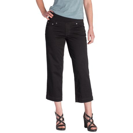 Jag Caley Pull-On Crop Pants (For Women)