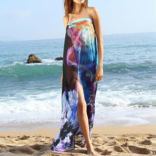Beach Chiffon Cover-Up-23665