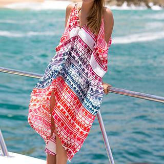 Beach Chiffon Cover-Up-85605