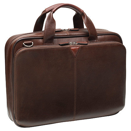 Johnston & Murphy Portfolio Briefcase -Men's