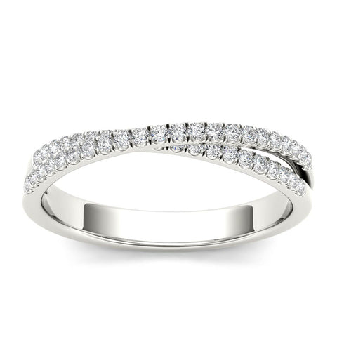 """1/4ct TDW Diamond Fashion Ring in 10K""-26617 - SprintShopping"