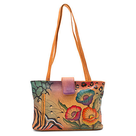 Anuschka Medium Tote -Women's