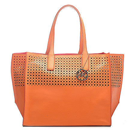 Emilie M La Mar Perforated Beach Tote -Women's
