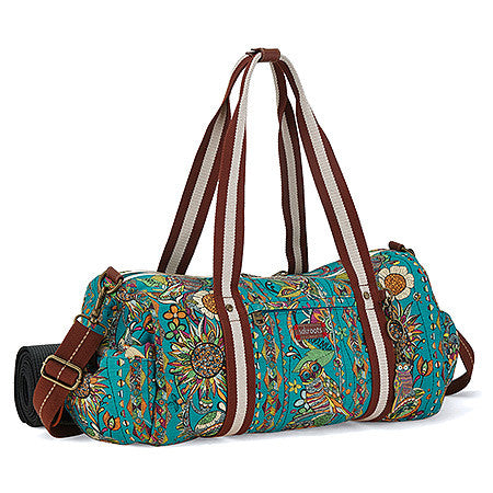 Sakroots Artist Circle Gym Duffel -Women's