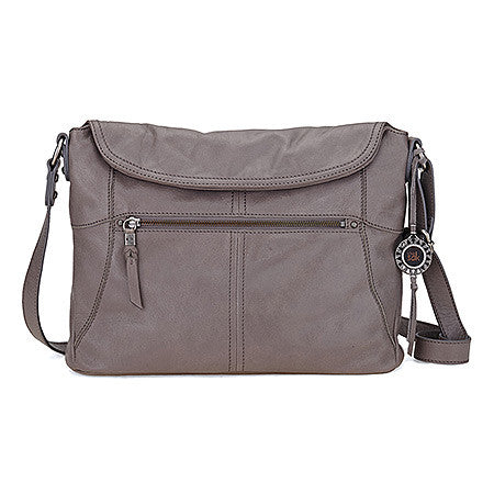 The Sak Esperato Leather Flap Hobo -Women's