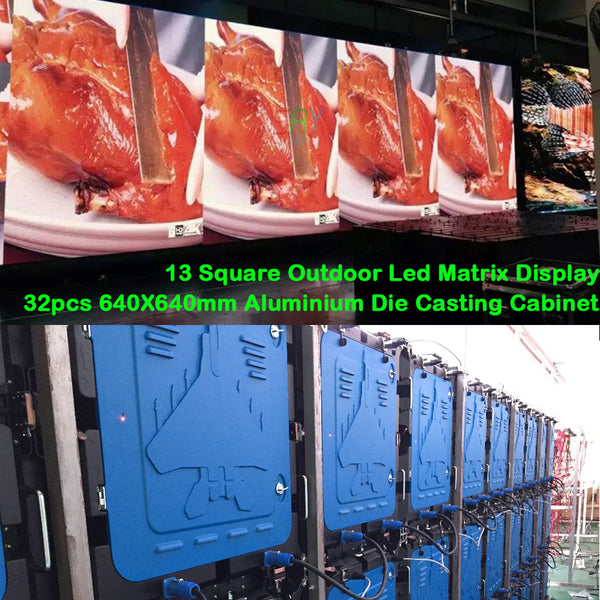 LED outdoor screen p5 - TIKTOK FOR YOUR PAGE COCOLMALL