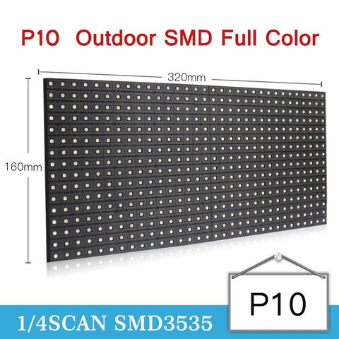 P10 Led Display Module - TIKTOK FOR YOUR PAGE COCOLMALL