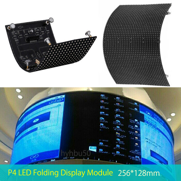P4 Flexible LED Display Module - LED Display Module Dot Matrix Supplier