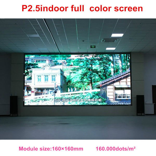 P2.5 Indoor Led Display Module - TIKTOK FOR YOUR PAGE COCOLMALL