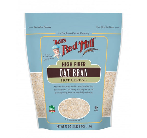 Bob's Red Mill, Oat Bran Cereal (510gm)