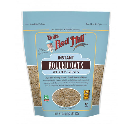 Bob's Red Mill, Instant Rolled Oats (907gm)