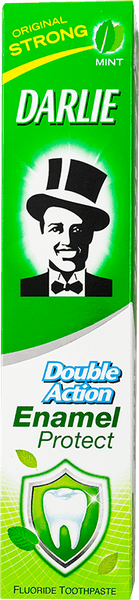 Darlie Double Action Enamel Protect Strong Mint Toothpaste, 200g- Koyara