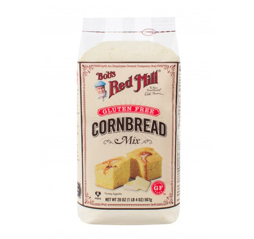 Bob's Red Mill, Gluten Free Cornbread Mix (567gm)