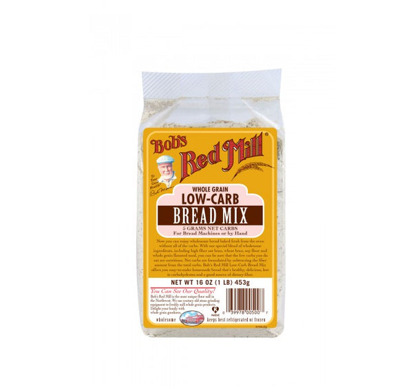 Bob's Red Mill, Low-Carb Bread Mix (453gm)