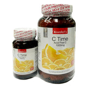 Kordel's, C Time Acid Free C 1000mg (150's + 30's) - Koyara - Health Marketplace Malaysia